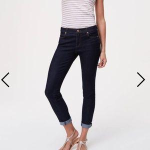 Loft Modern Skinny Jeans sz 29/8